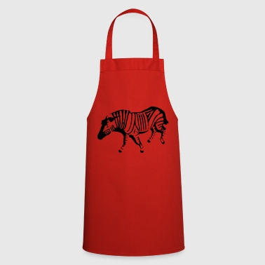 zebra - Cooking Apron