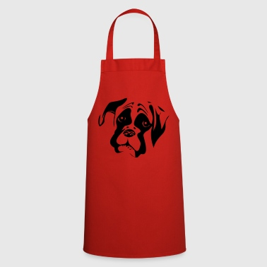 Boxer - Cooking Apron