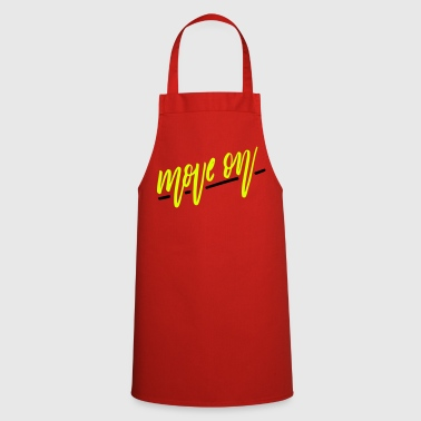 Move On - Cooking Apron