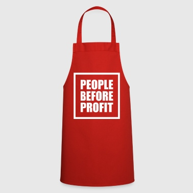 People Before Profit - Cooking Apron