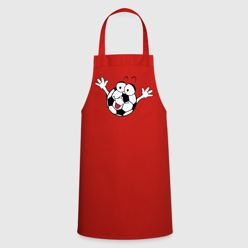 Happy football - Cooking Apron