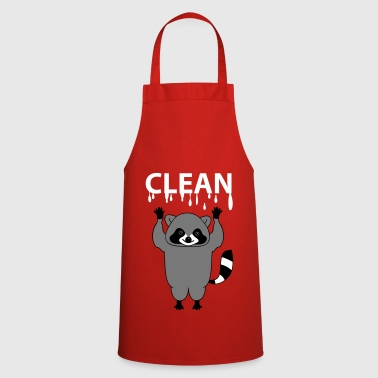 clean (b) - Cooking Apron