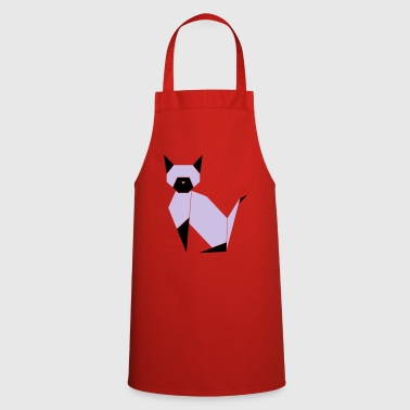 Geometry cat - Cooking Apron