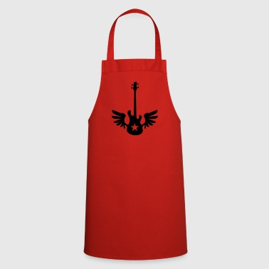 bass wings - Cooking Apron
