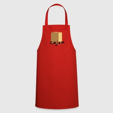 Cajon Beat Box  Aprons - Cooking Apron