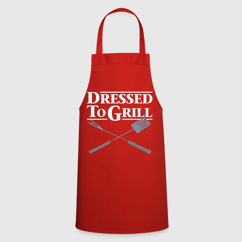 Dressed to Grill - Cooking Apron