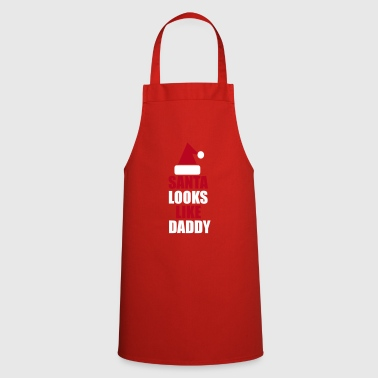 santa - Cooking Apron