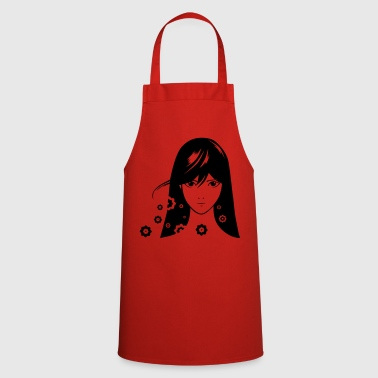 Flower girl - Cooking Apron
