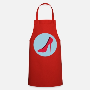 Highheels Highheels (vector) Your color / your Color - Cooking Apron