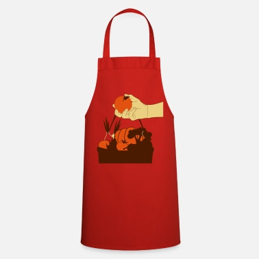 Vegetables vegetables - Cooking Apron