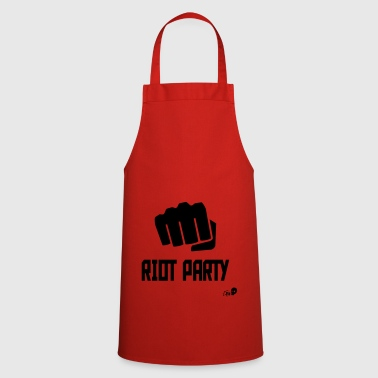 Party RIOT PARTY - Keukenschort