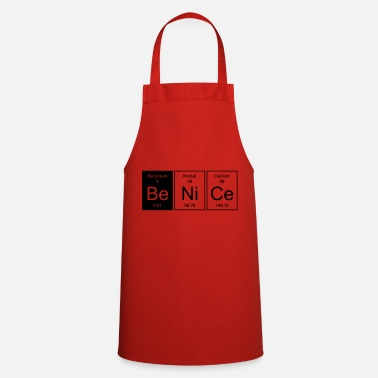 Nice Nice - Be Nice - Cooking Apron