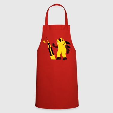 Fish versus Kong - Cooking Apron