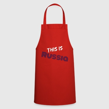 That's Russia - Cooking Apron
