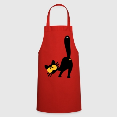Katze Cat Chat - Tablier de cuisine