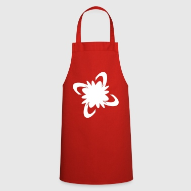 Flower bloom pop summer bloom - Cooking Apron