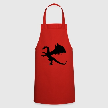 Stand Standing dragon - Cooking Apron