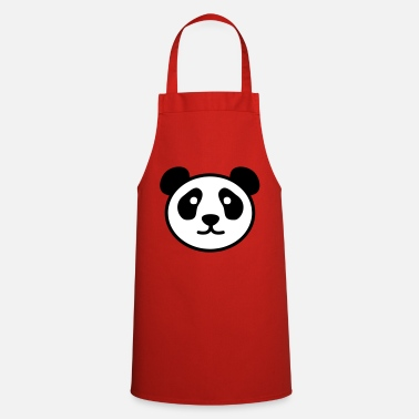 Stylish PANDA STYLISH - Keukenschort