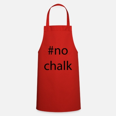 Chalk no chalk - Cooking Apron