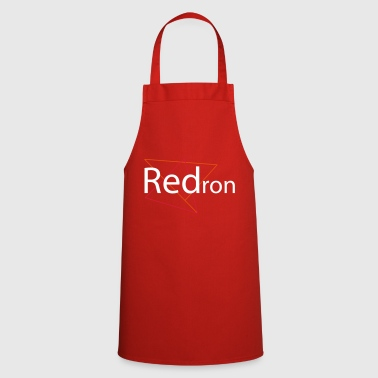 Iron Metal Red Iron - Cooking Apron