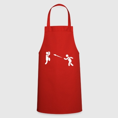 Frisbee Frisbee Frisbee Frisbee player Outdoor Spor - Cooking Apron