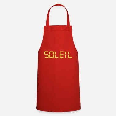Calculator CALCULATOR SOLEIL - Cooking Apron