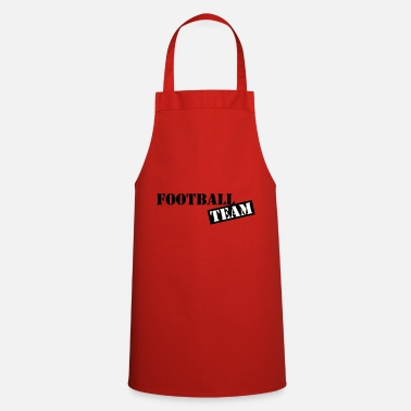 Football Team football team - Cooking Apron
