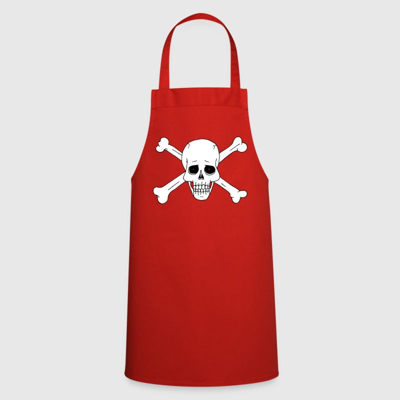Jolly Roger Scull 2 - Cooking Apron