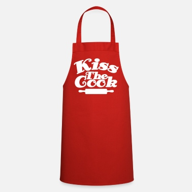 Kiss Kiss The Cook - Keukenschort