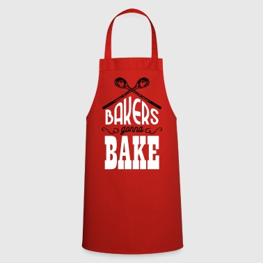 Bakers gonna bake - Cooking Apron