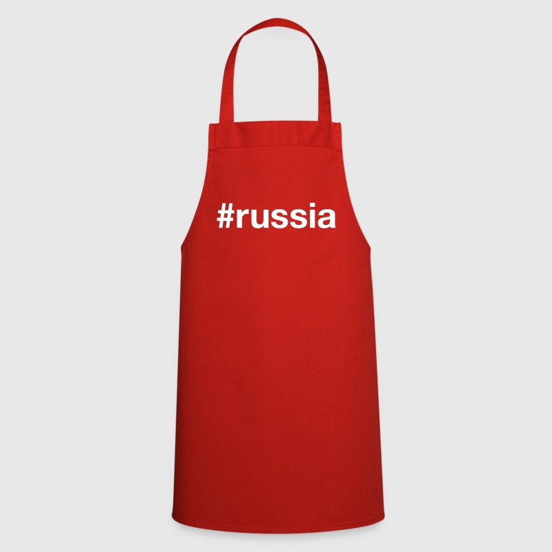 RUSSIA - Cooking Apron