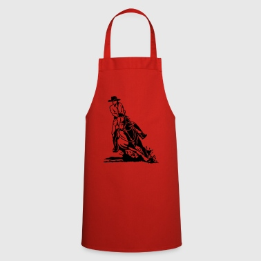 Western Riding - Cooking Apron