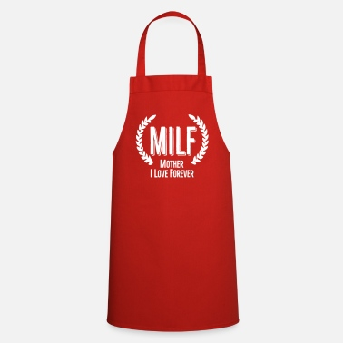 Labour MILF mother I love forever (hot soccer mom) - Cooking Apron