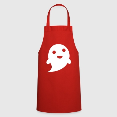 Ghost Ghost Ghost Ghost Monster Haunted - Cooking Apron