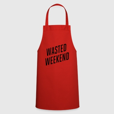 the weekend - Cooking Apron