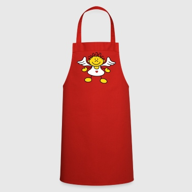 Tousled little angels - Cooking Apron