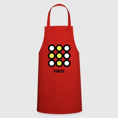 First - Cooking Apron