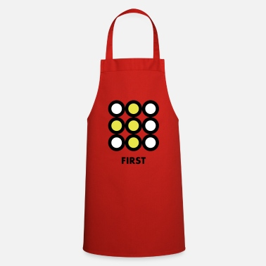 First First - Cooking Apron