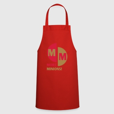More Minions! Zanhrad Abstract gift colorful - Cooking Apron