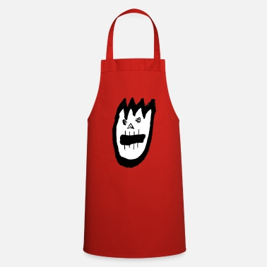 Devil Male devil - Cooking Apron