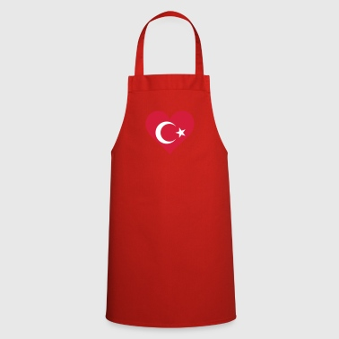 A Heart For Turkey - Cooking Apron