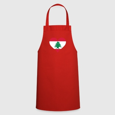 A Heart For Lebanon - Cooking Apron