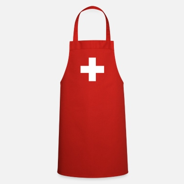 Swiss Swiss Cross - Cooking Apron