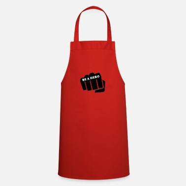 Hero Be a hero, be a hero - Apron