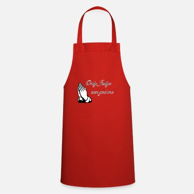God God - Cooking Apron