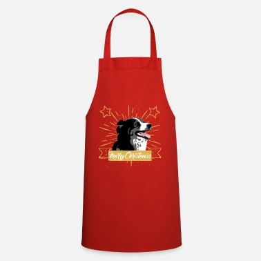 Border Collie Border Collie - Cooking Apron