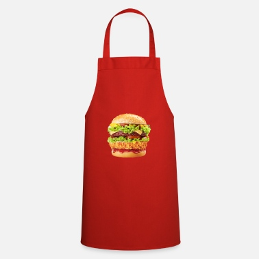 Fast Food #fast food - Cooking Apron