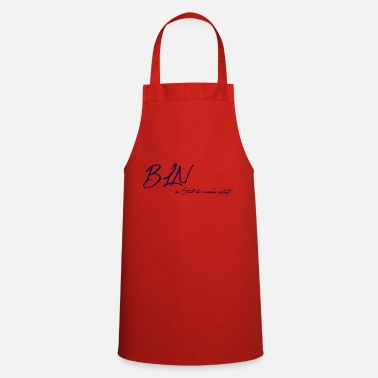 Bln BLN the city that never sleeps - Apron