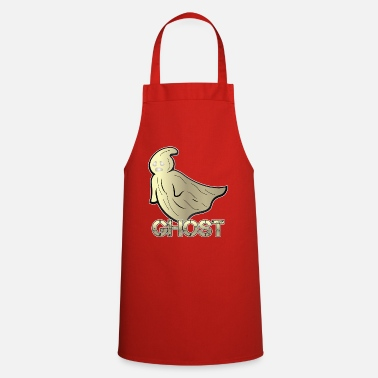 Ghost Ghost Ghost - Cooking Apron