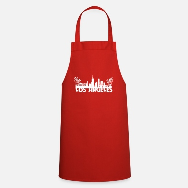 Los Angeles Los Angeles Skyline - Tablier de cuisine